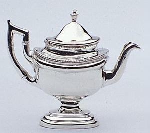 Tea Set- Tea Pot