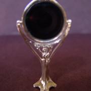 Limited Edition Art Nouveau Mirror