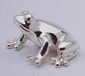 Frog Table Ornament