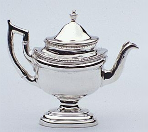 Tea Set- Tea Pot