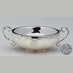 1L- Limited Edition Paneled Punch Bowl
