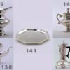 George I Tea and Coffee Set