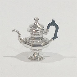 George I Tea Pot