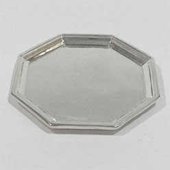 George I Octagonal Trays